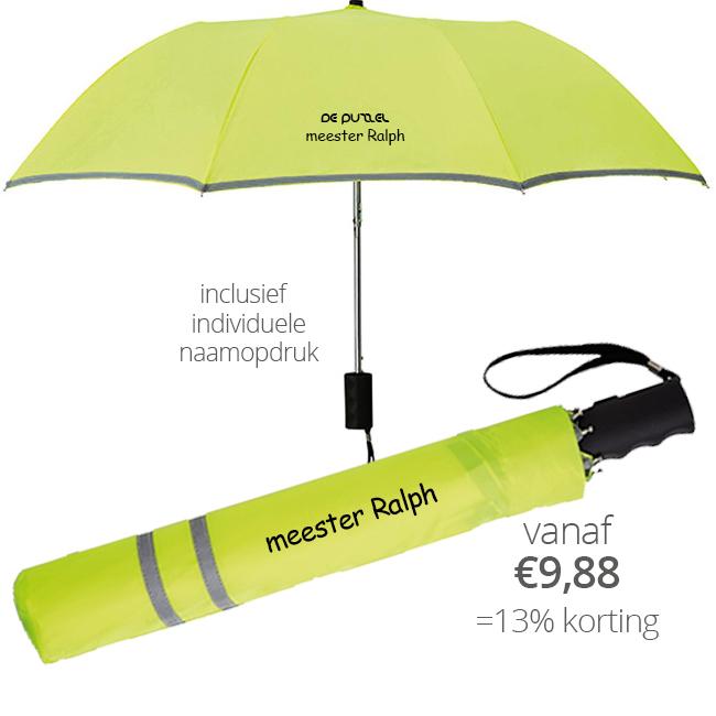 Fluo paraplu